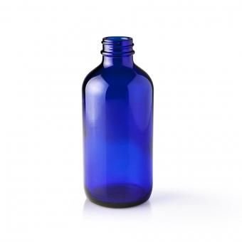 Blauglasflasche ohne Deckel, 50ml