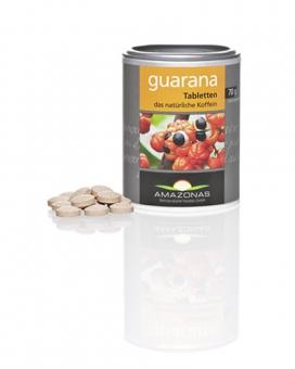 Guarana Tabletten Wildwuchs 70g
