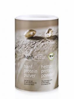 Hanfprotein BIO 450g Dose