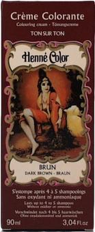 Henna Tönungscreme braun (Brun) 90ml