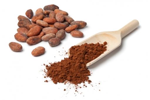 Kakaobohnen BIO ganz