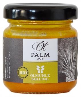 Palmöl extra virigin BIO
