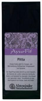 Pitta Ayurveda Tee 100g
