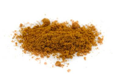 Curry englisch BIO gemahlen 100g
