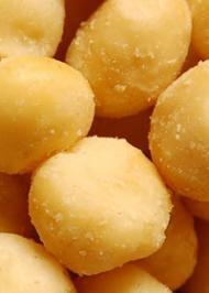 Macadamia Nüsse 250g geröstet